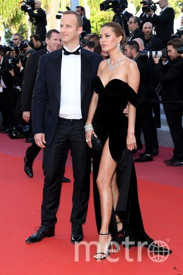 """Виктория Боня в """"платье Джоли"""" в Каннах. Фото Getty"""