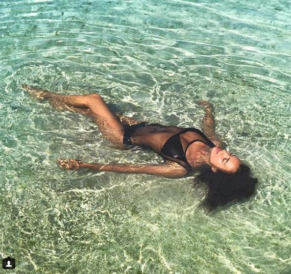 Скриншот instagram.com/irinashayk/?hl=ru.