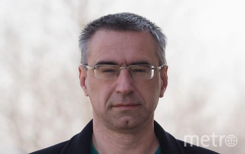 Хозяин Карамельки, фотограф Андрей Опалатенко. Фото предоставлено Андреем Опалатенко.