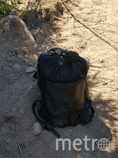 Вещи незадачливого кубинца. Фото предоставлены пресс-службой ПУ ФСБ РФ