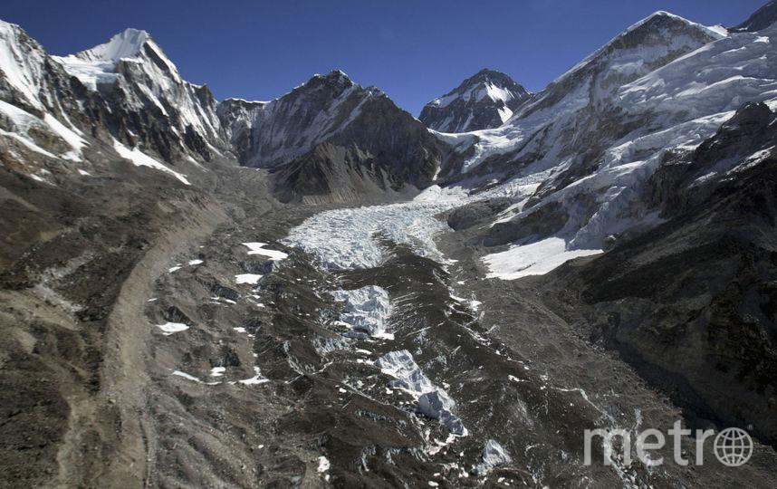 Эверест. Фото Getty