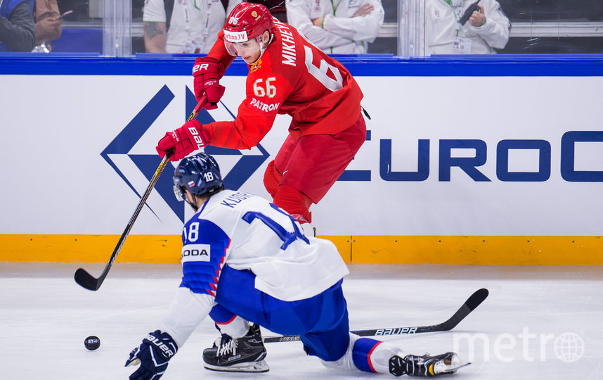 Россияне одержали пятую победу на турнире в Дании. Фото AFP