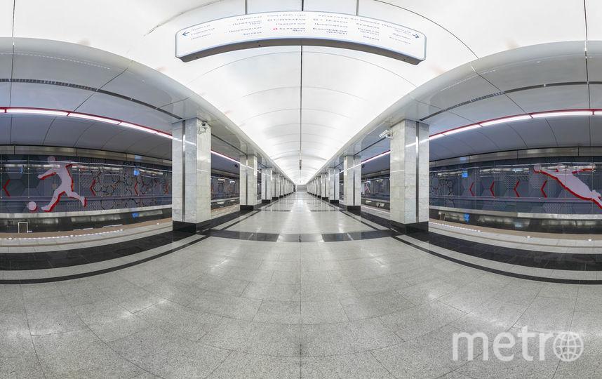 Фотовыставка «Смотри шире» разместилась на станции метро «Ленинский проспект» в переходе на станцию МЦК «Площадь Гагарина». Фото Андрей Свитайло