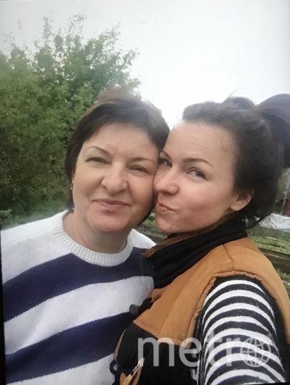 Мама – Ирина, Дочка – Ирина. Фото Ирина