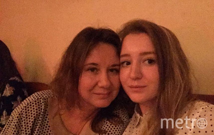 Марина (мама) и Екатерина (дочка). Фото Марина