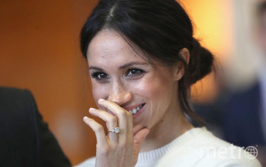 Невеста принца Гарри Меган Маркл. Фото Getty