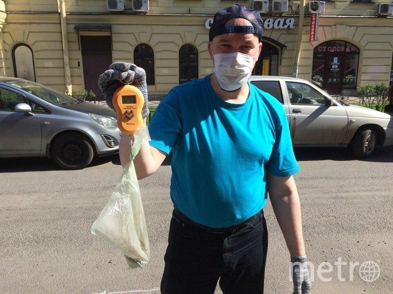 Активисты Санкт-Петербурга выяснили, что уровень загрязненности городских дорог превышен в 70 раз. Фото Красивый Петербург