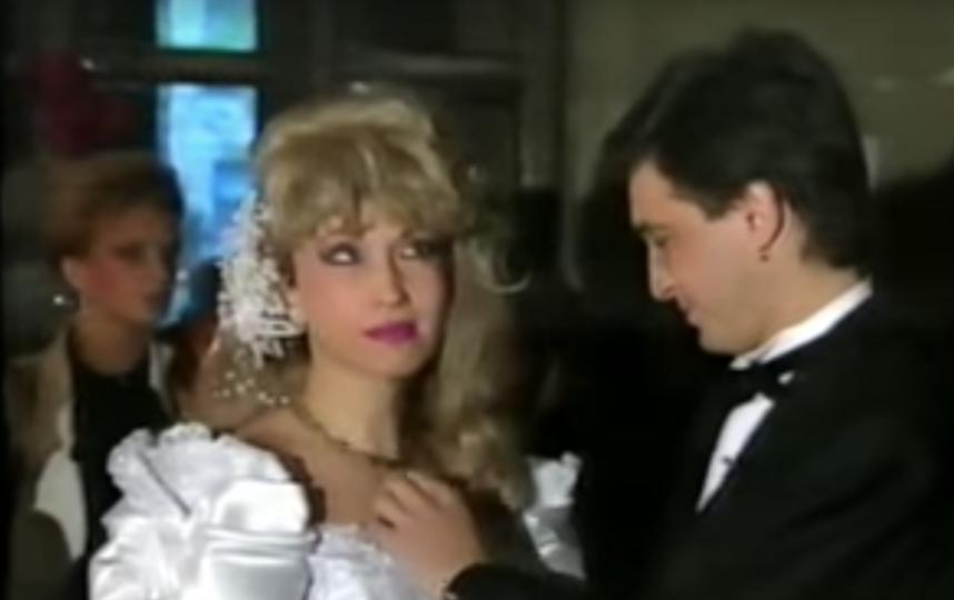 Свадьба Ирины Аллегровой и Игоря Капусты. Фото Скриншот Youtube