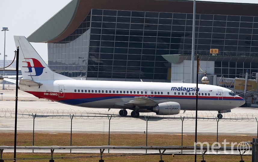 Малазийский Boeing 777-200. Фото Getty