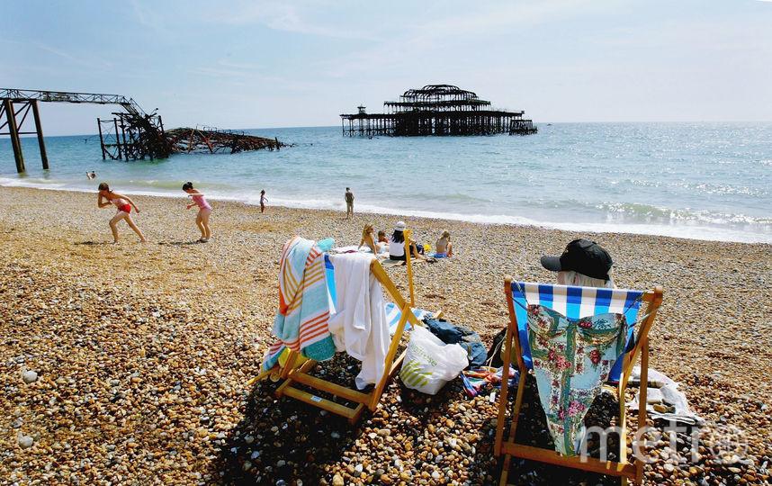 Пляжный отдых. Фото Getty