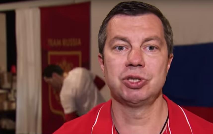Илья Воробьёв, член тренерского штаба сборной России по хоккею на Олимпиаде в Южной Корее. Фото Скриншот Youtube