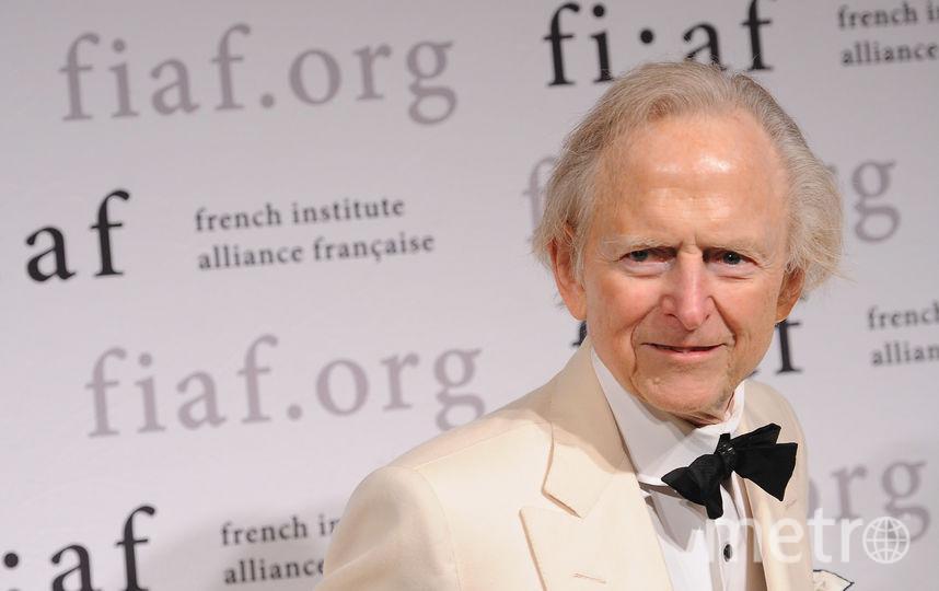 Том Вульф. Фото AFP