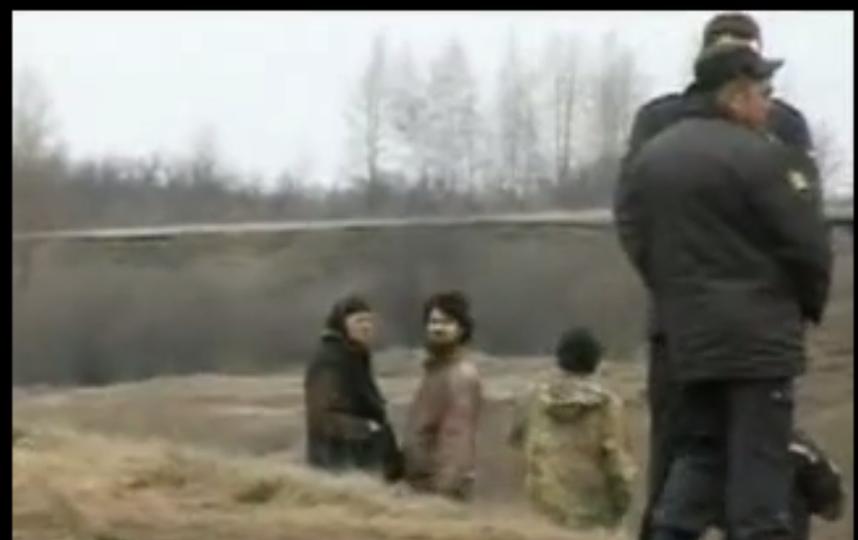 7 месяцев провели под землёй Пензенские затворники. Фото 1tv.ru