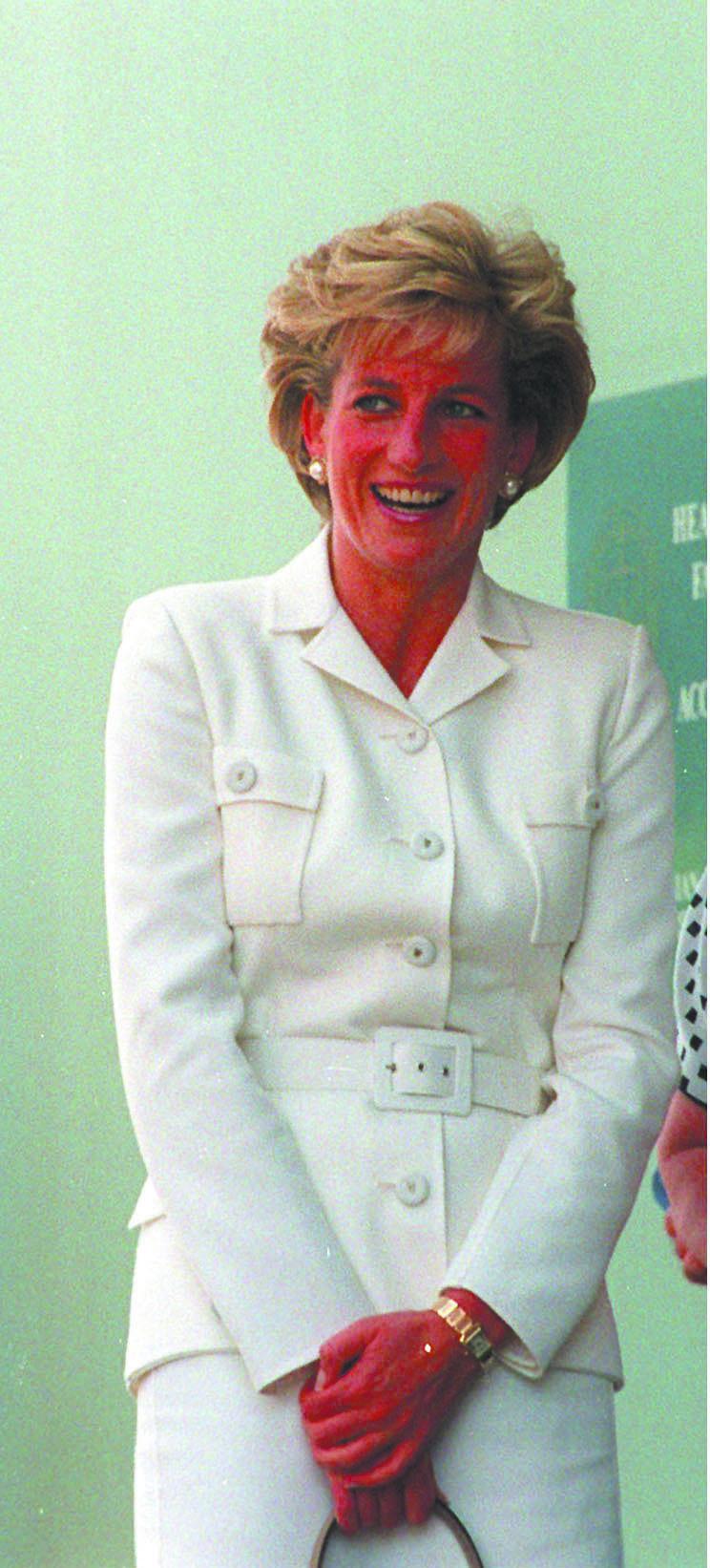 Мать Гарри, принцесса Диана. Фото Getty