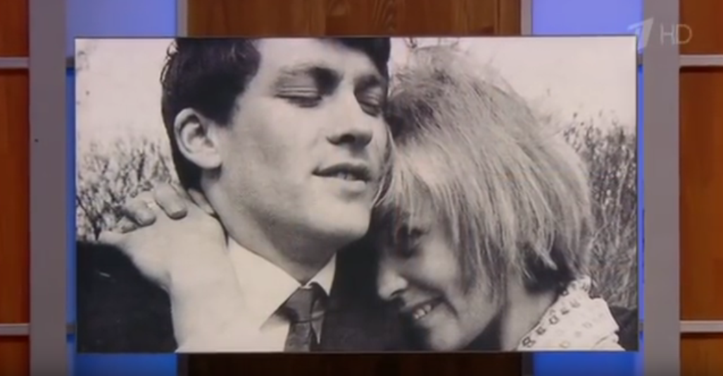 Светлана Светличная и Владимир Ивашов. Фото Скриншот Youtube