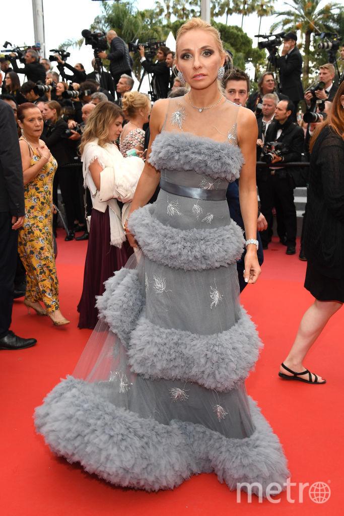 Татьяна Навка, Каннский кинофестиваль - 2018, фотоархив. Фото Getty