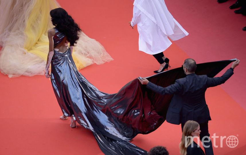 Винни Харлоу, Каннский кинофестиваль - 2018, фотоархив. Фото Getty