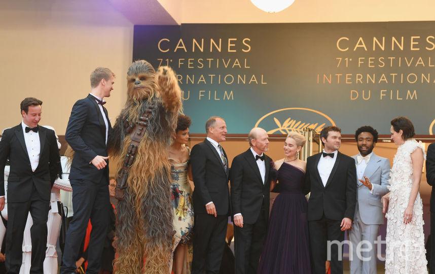 Каннский кинофестиваль - 2018, фотоархив. Фото Getty