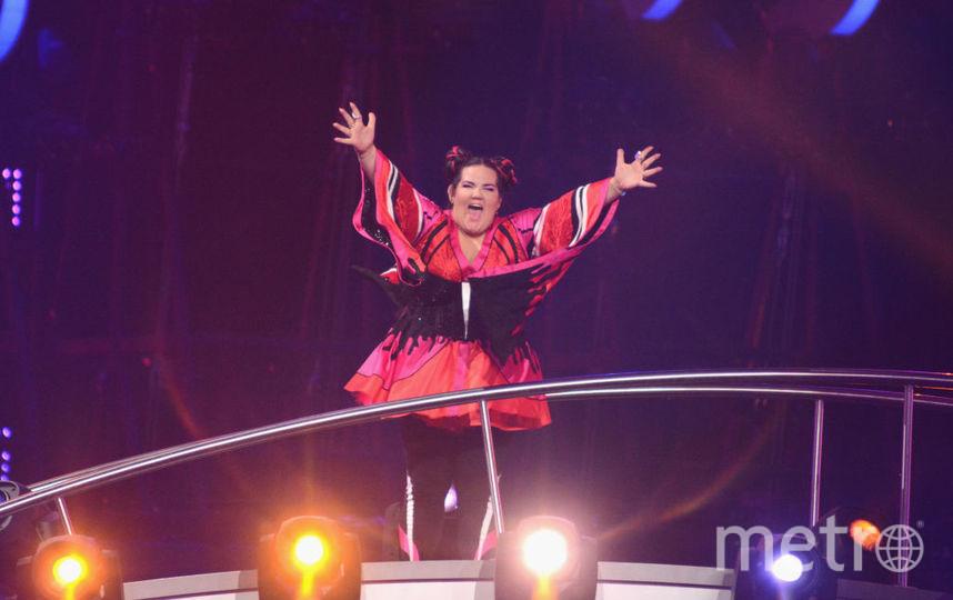 Нетта Бразилай, победительница Евровидения - 2018. Фото Getty