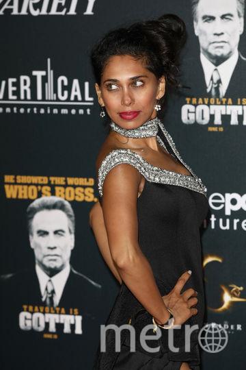 На вечеринке в честь Траволты в Каннах были и другие звезды. Фагун Тхакрар, индийская актриса. Фото Getty