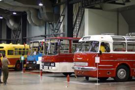 За дополнительную плату можно будет прокатиться на исторических автобусах.
