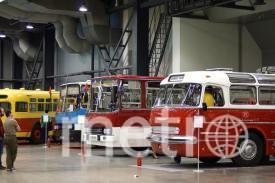 За дополнительную плату можно будет прокатиться на исторических автобусах. Фото www.artnight.ru