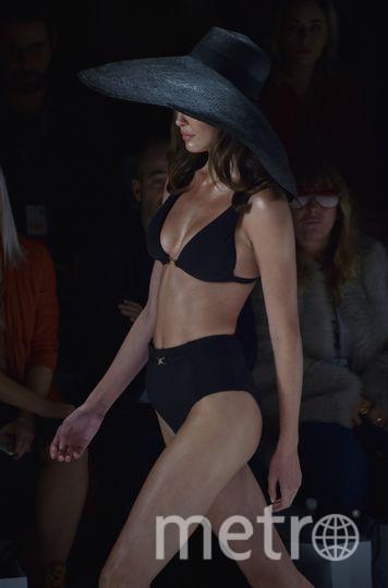 Australian Fashion Week - 2018. Фото AFP