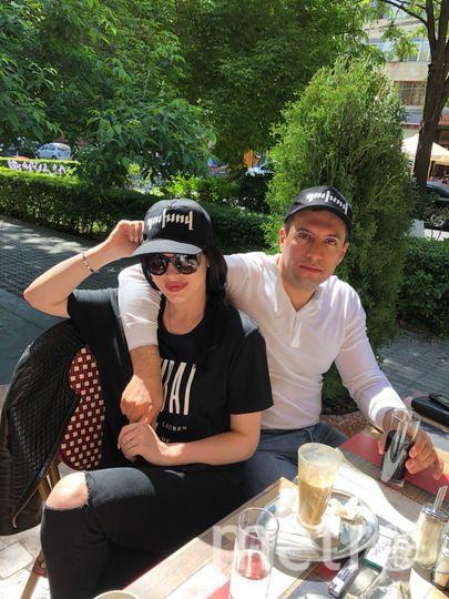 Юлия и Борис Авакян.