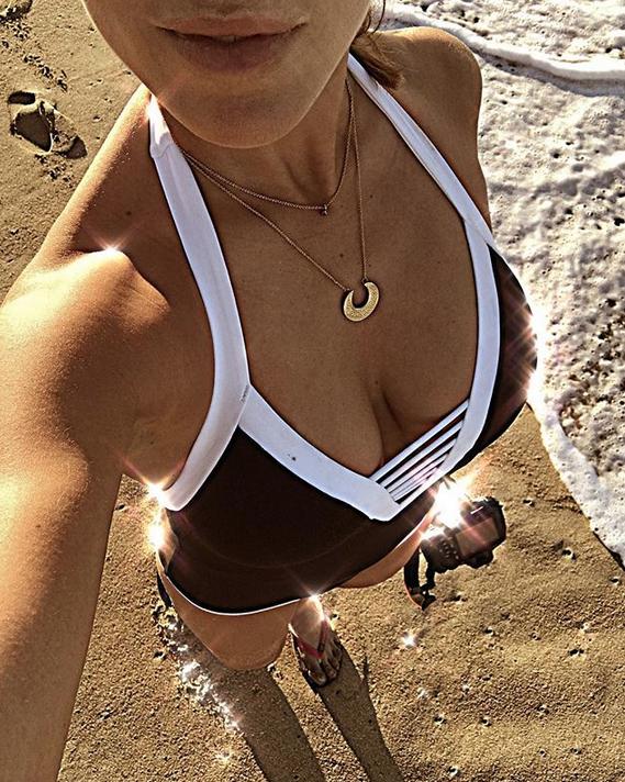 Белен Мозо. Фото Скриншот Instagram: @belenmozo