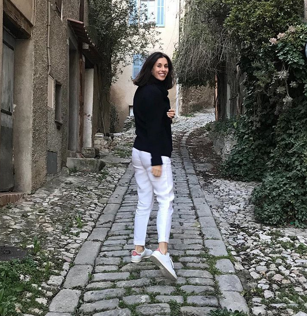 Мария Баликоева. Фото Скриншот Instagram: @mariaverchenova