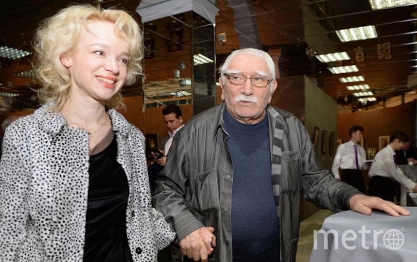 Народный артист Армен Джигарханян был срочно доставлен вреанимацию вочень тяжелом состоянии