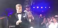 Джон Траволта зажёг в Каннах под трек 50 Cent. Видео