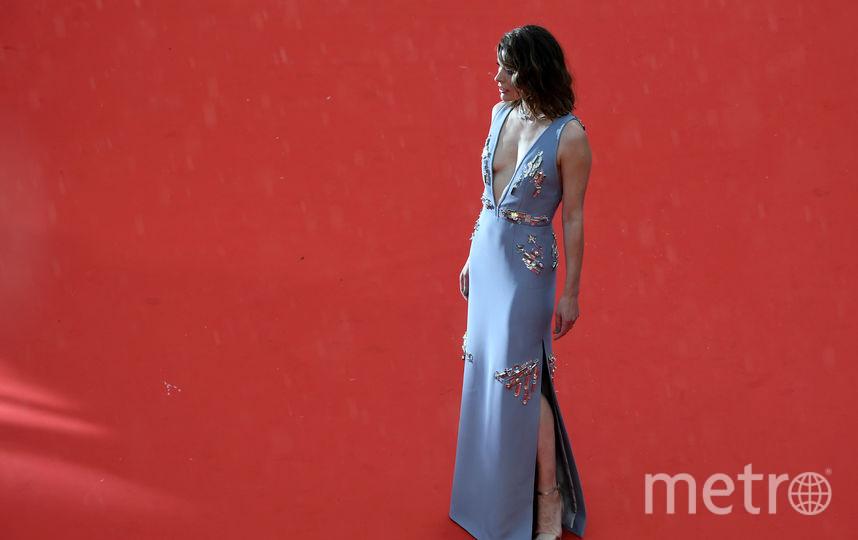 Милла Йовович. Фото AFP