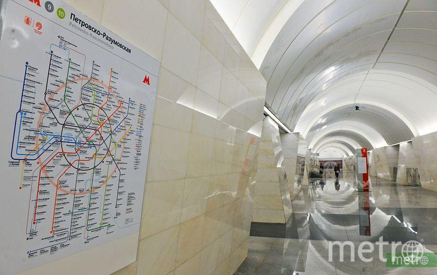 Московский метрополитен (архивное фото). Фото Василий Кузьмичёнок