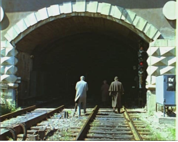 """""""Приключения Шерлока Холмса и доктора Ватсона: Двадцатый век начинается"""", 1986 год. Фото скрин-шот, Скриншот Youtube"""