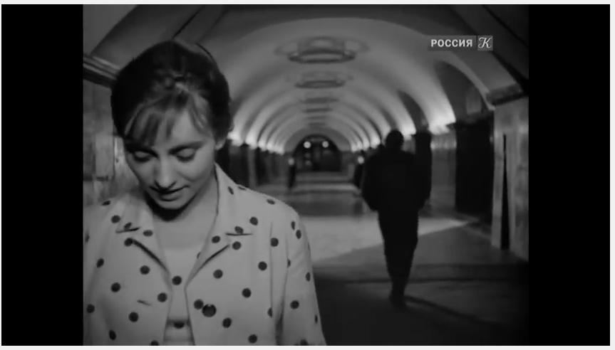"""""""Улица Ньютона, дом 1"""", 1963 год. Фото скрин-шот, Скриншот Youtube"""