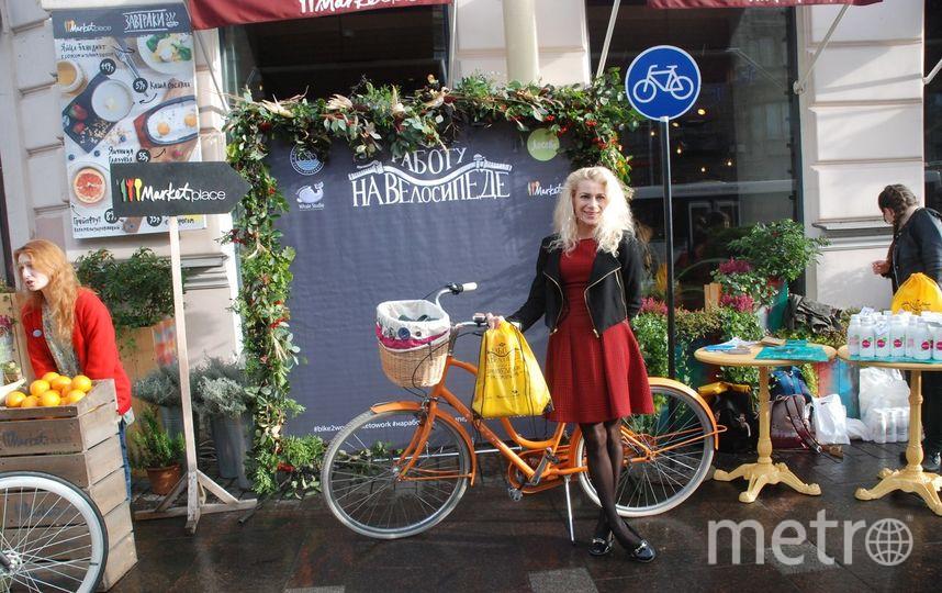 """12-й раз в городе пройдет всероссийская акция """"На работу на велосипеде"""". Фото Диса Яковлева."""