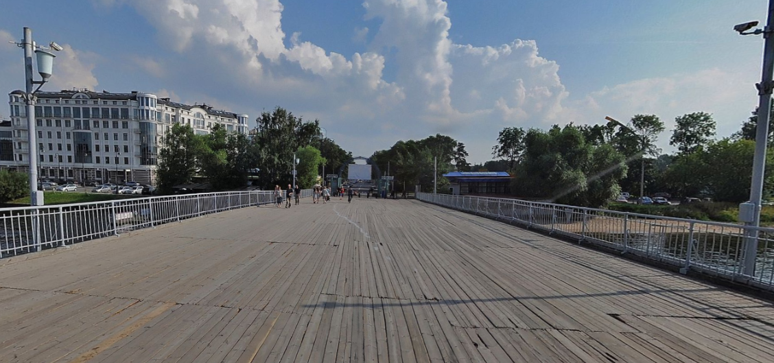 2-1 Елагин мост. Фото Яндекс.Панорамы