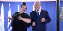 Нетаньяху исполнил танец