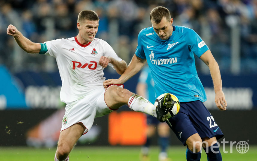 Денисов (слева) не будет извиняться перед Черчесовым. Фото Getty