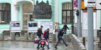 На Москву обрушится град