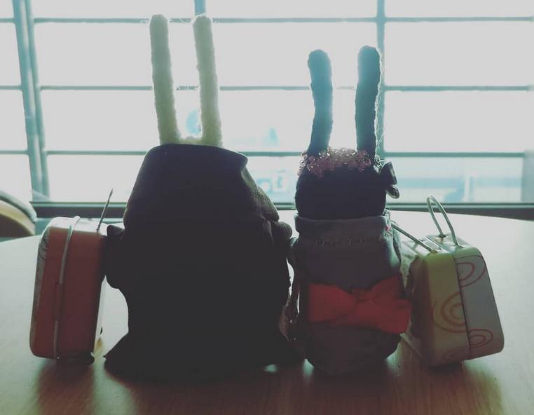 Мистер Вайт ведет свою страничку в Instagram. Фото Скриншот Instagram: @mr.white_s_teapot