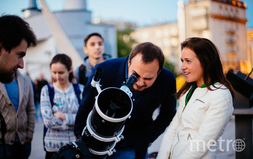 Московский планетарий. Фото Предоставлено организаторами