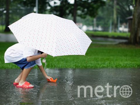В Петербурге пройдут сильные ливни. Фото Getty