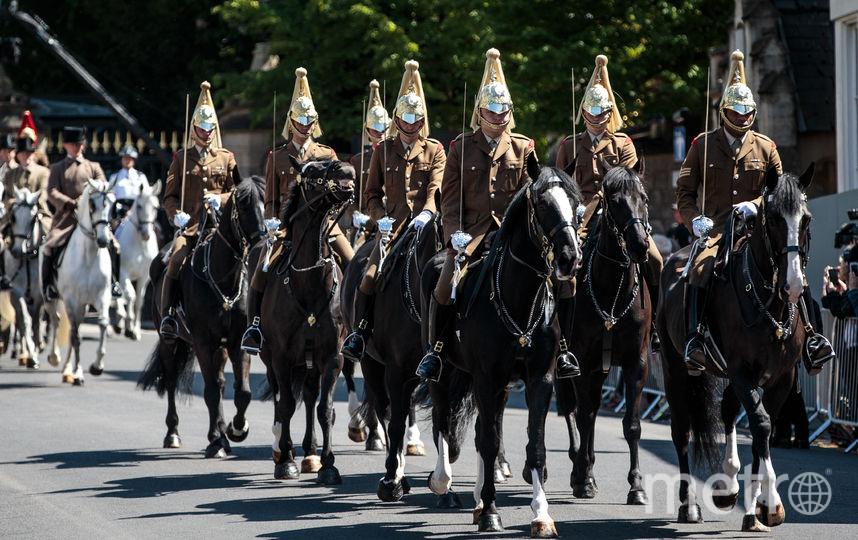 В Виндзоре идут последние приготовления к свадьбе принца Гарри и Меган Маркл. Фото Getty