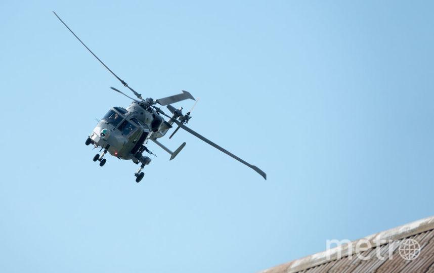 В США военный вертолёт случайно сбросил боеприпасы на крышу начальной школы. Фото Getty