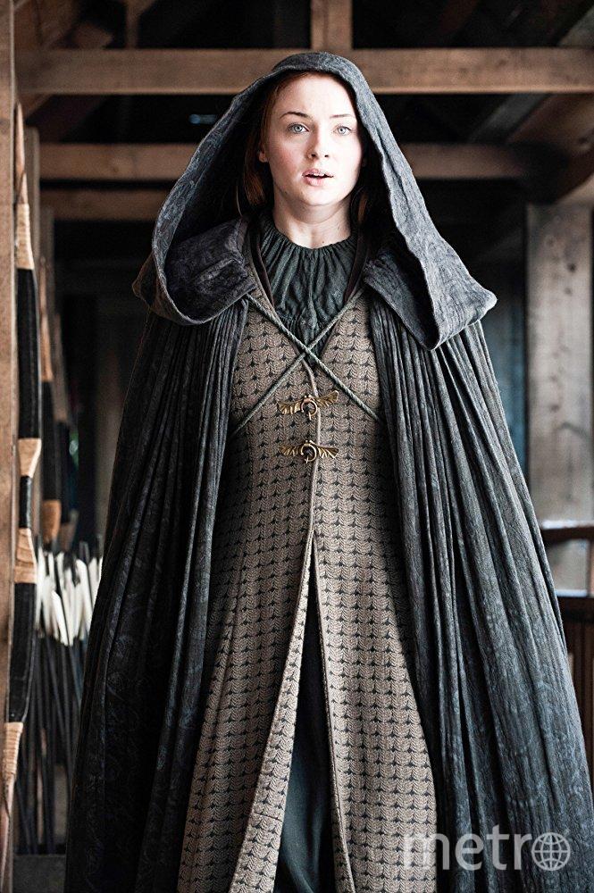 """Из """"Игры престолов"""" –Санса Старк. Фото HBO"""