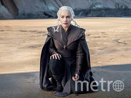 """Из """"Игры престолов"""" – Дейнерис. Фото HBO"""