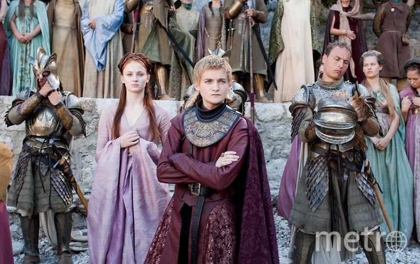 """Из """"Игры престолов"""". Фото HBO"""