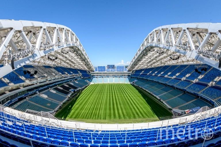 Стадион в Сочи. Фото AFP